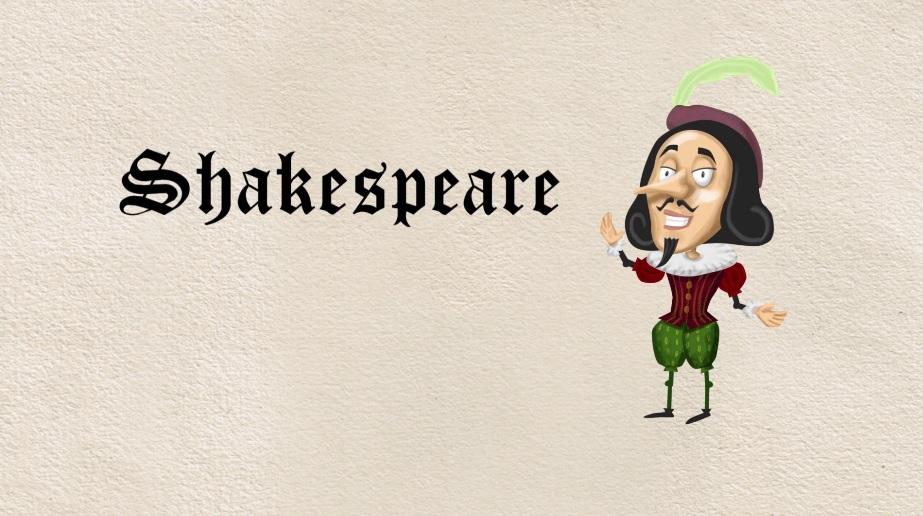 Shakespeare Dating tips