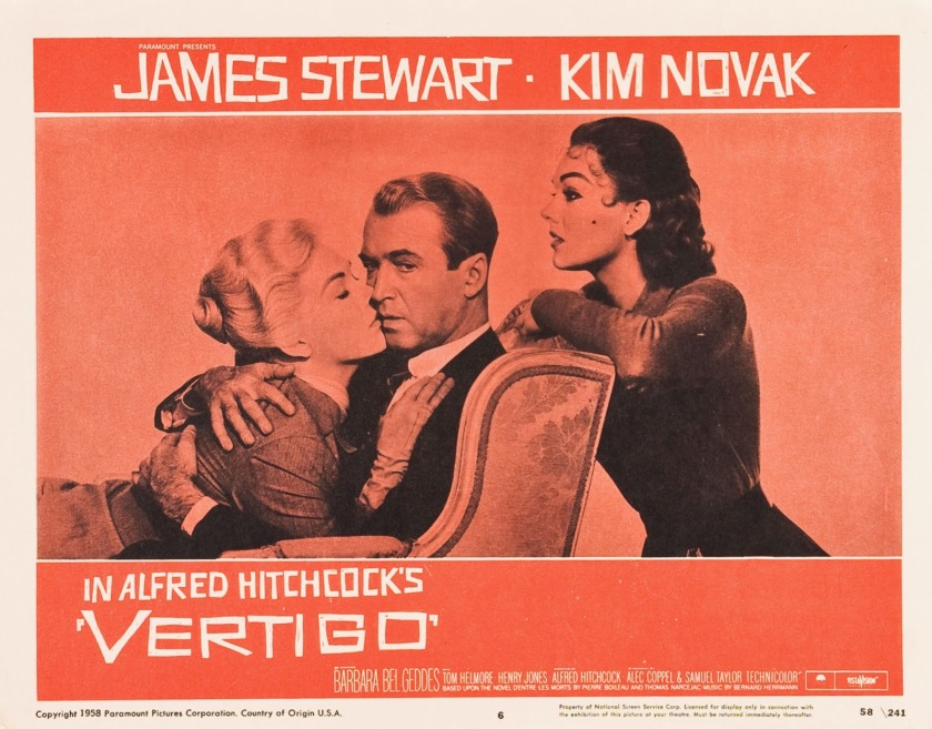 Image result for vertigo movie
